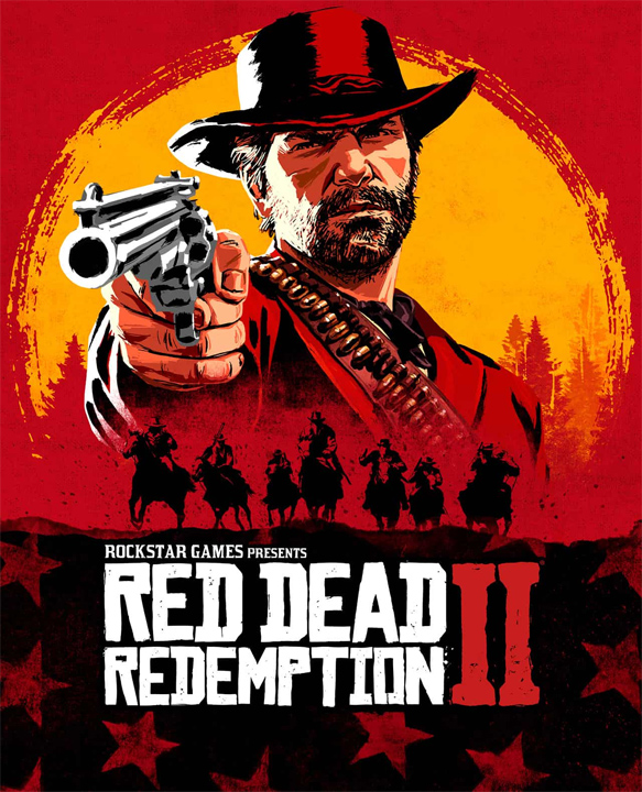 jaquette red dead redemption 2