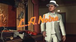L.A. Noire Changement QABETA3 machine arrière Rockstar Games