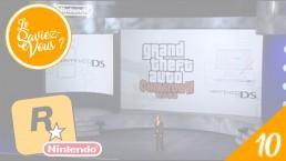 Le Saviez-vous Rockstar et Nintendo