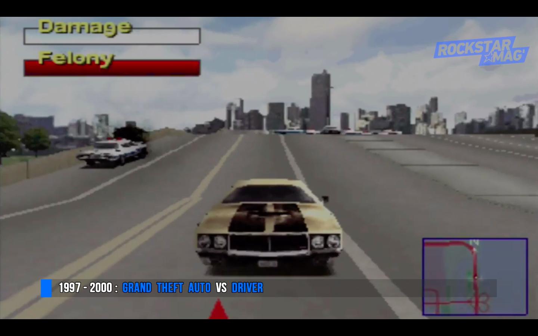 Rival Grand Theft Auto 2 - Driver 2