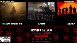 Site Officiel Red Dead Redemption II