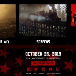 Site Officiel Red Dead Redemption II