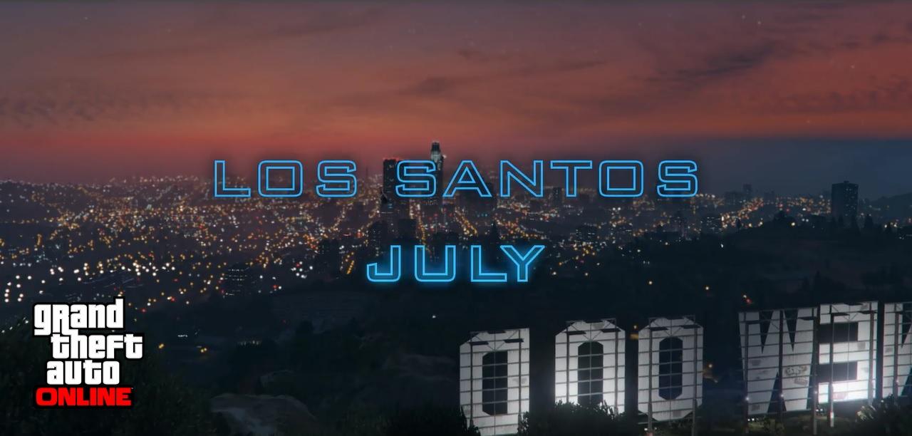Los Santos July