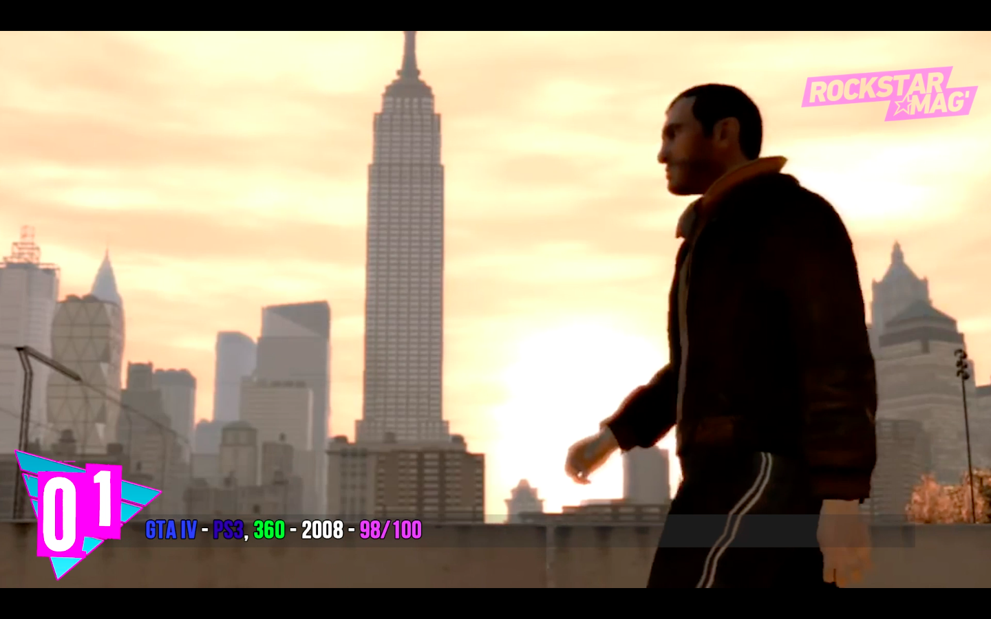 Top 05 - 01 - GTA IV