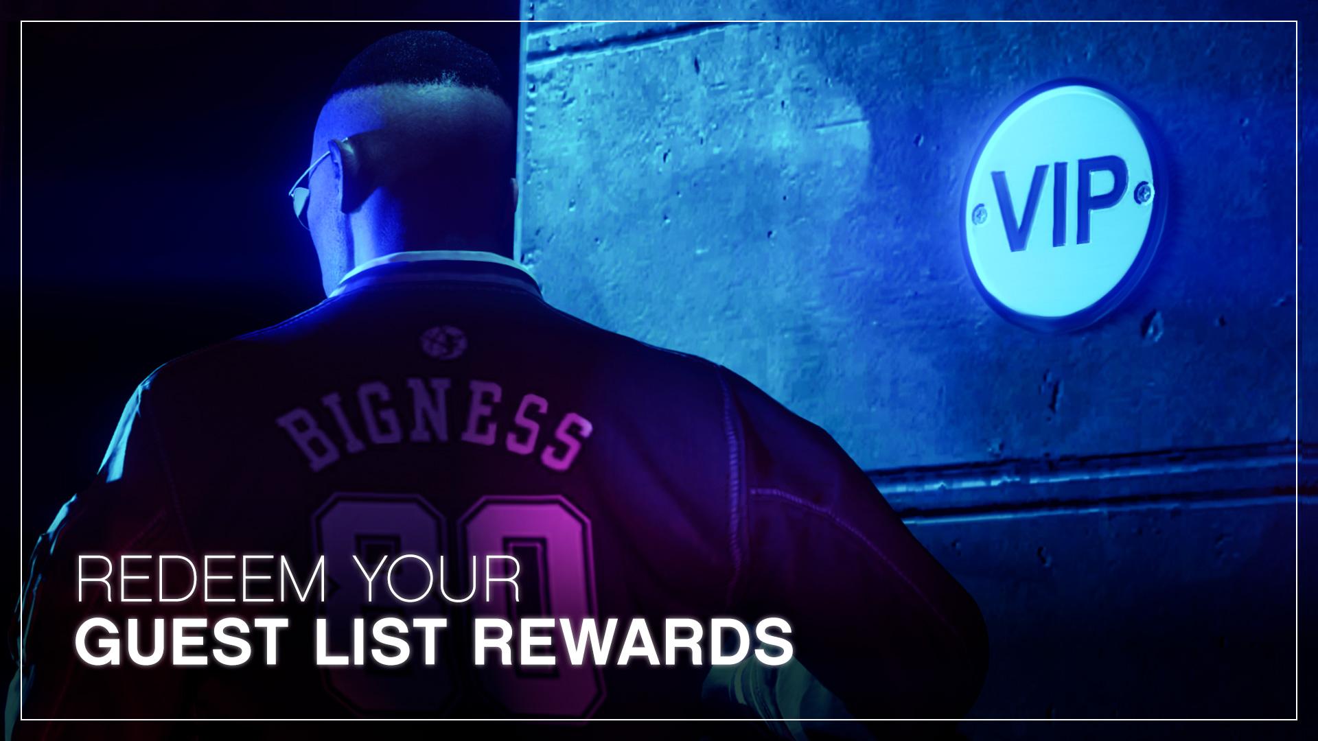 GTA Online Nuits Blanches et Marché Noir : Bonus VIP