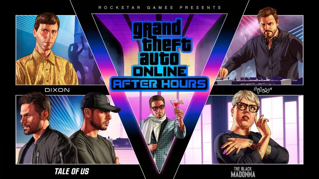 GTA Online Nuits Blanches et Marché Noir : Toutes les infos