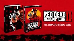 Lancement précommandes guide officiel de Red Dead Redemption II