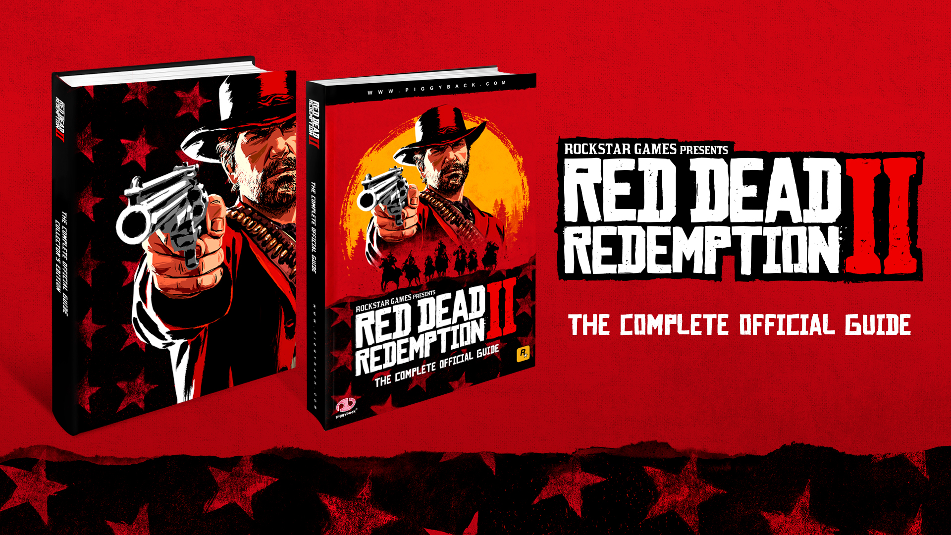 Lancement précommandes guide officiel de Red Dead Redemption II