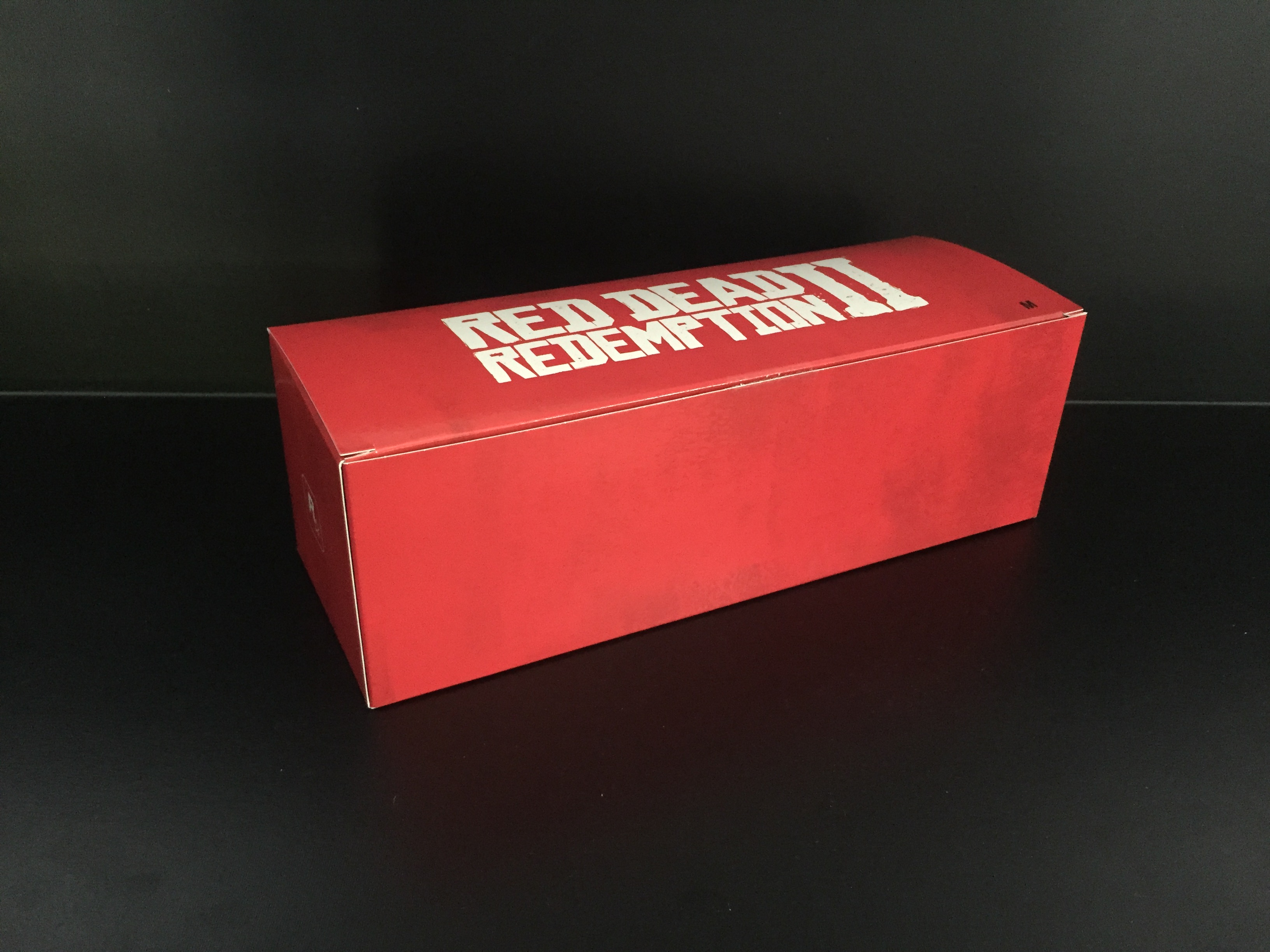 Colis Rockstar Games - Red Dead Redemption II - boîte
