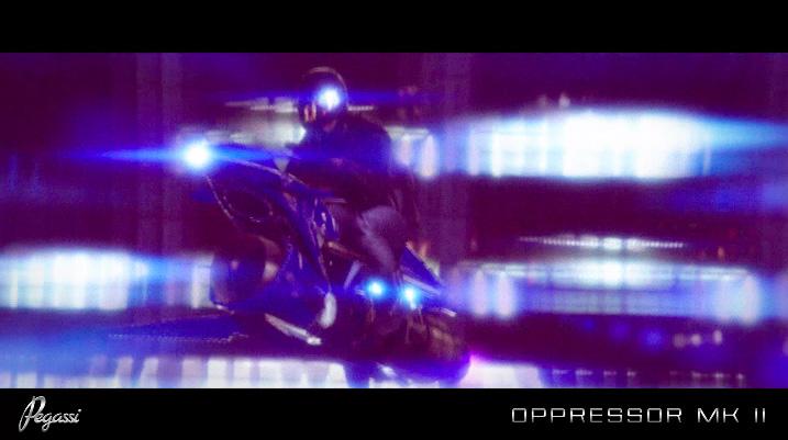 Oppressor MK II Dispo sur GTA Online