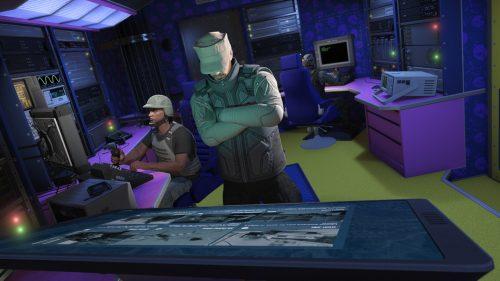Intérieur du Terrorbyte
