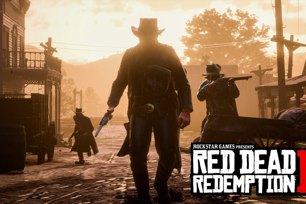 Red Dead Redemption II Gameplay