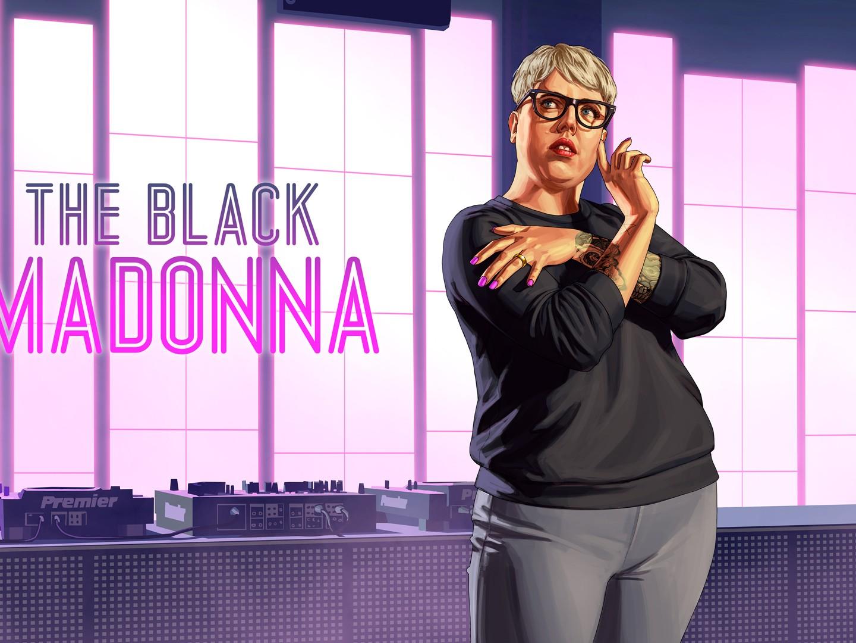 The Black Madonna GTA Online