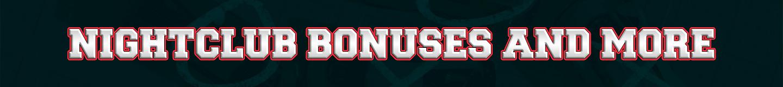 GTA Online Bonus Night Club