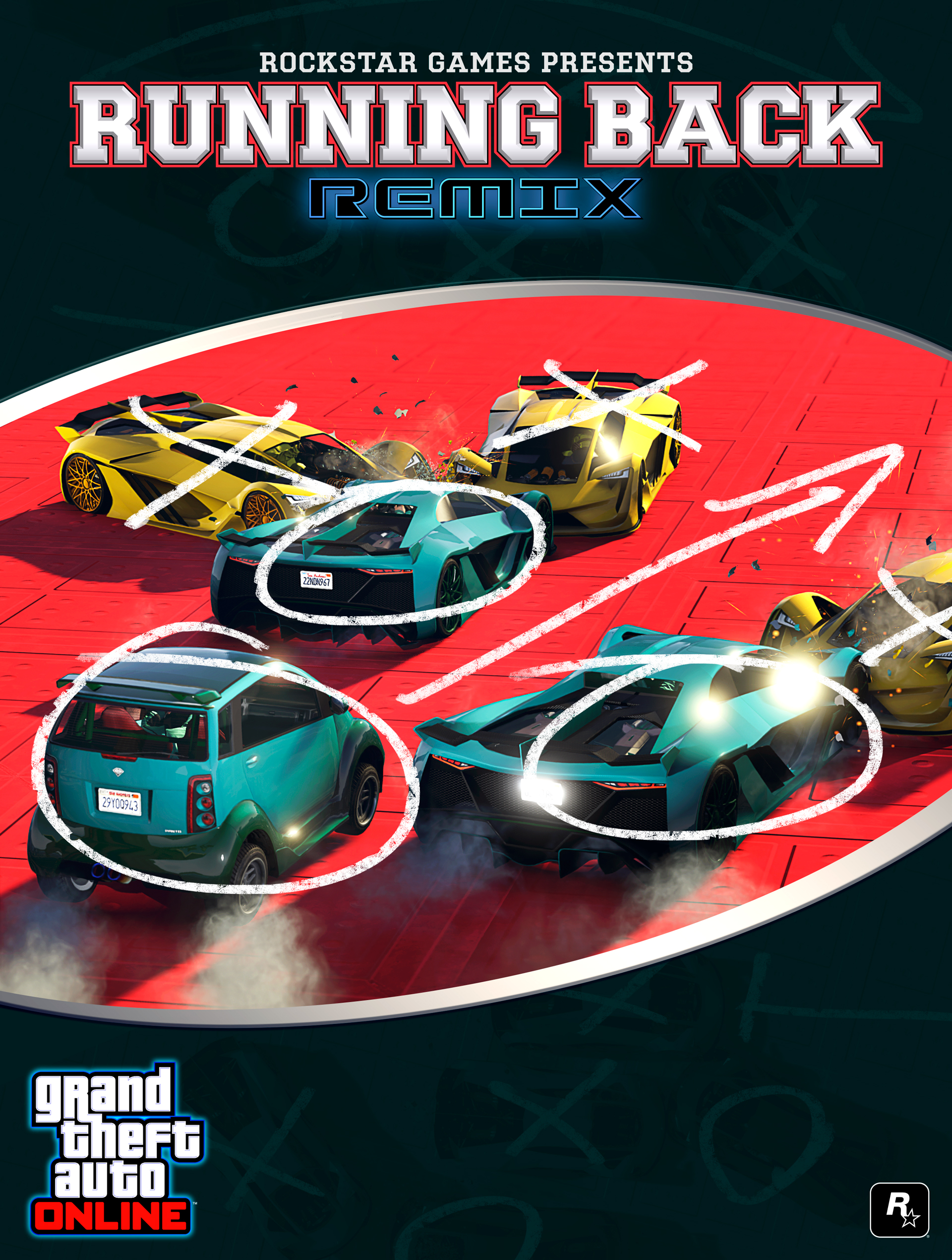 GTA Online Running Back - Passage en Force Remix