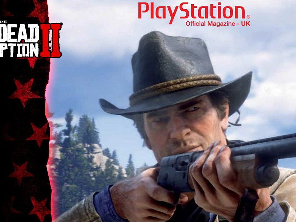 Preview Red Dead Redemption II PlayStation UK
