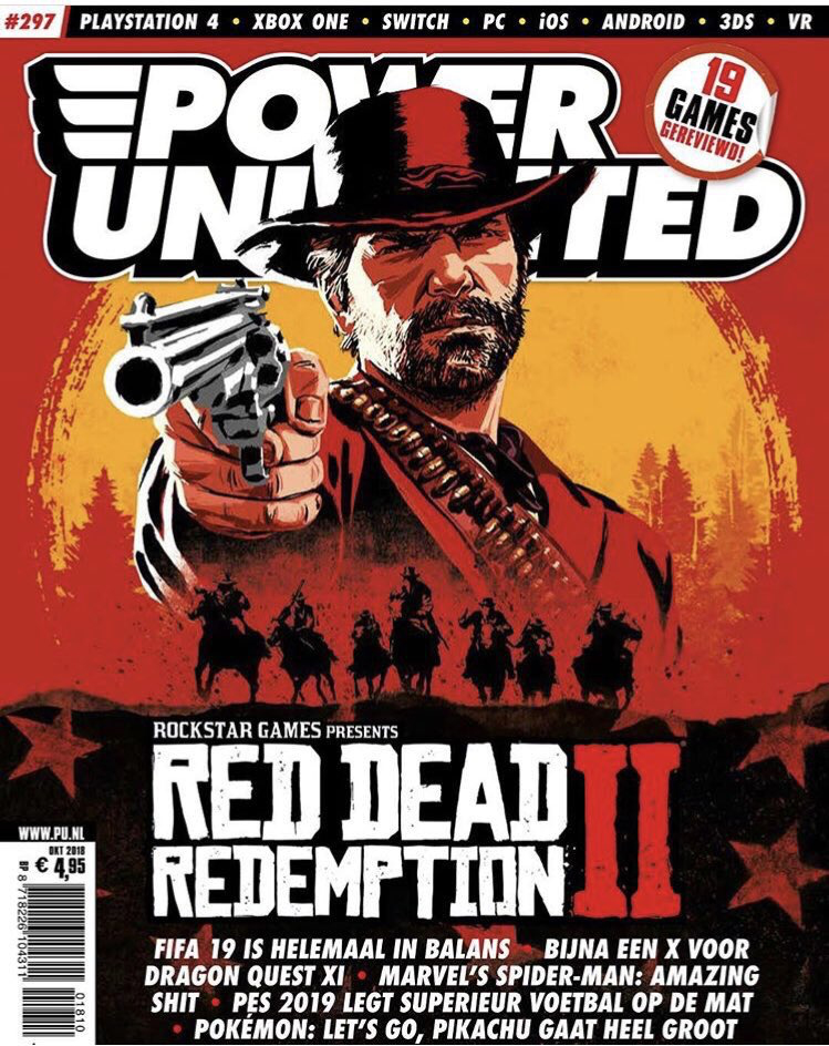 Preview Power Unlimited Red Dead Redemption II