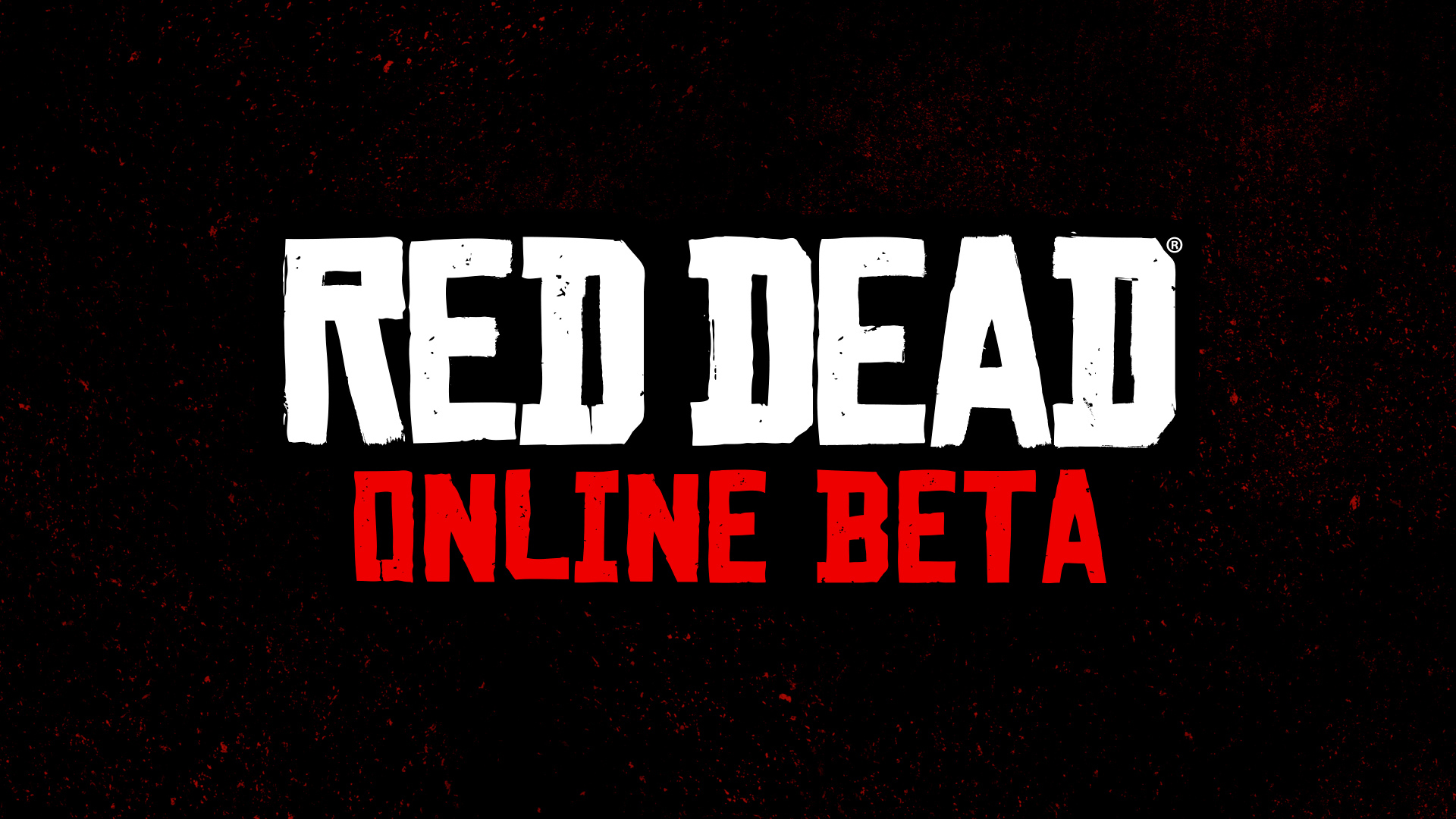 Red Dead Online Beta Rockstar Games