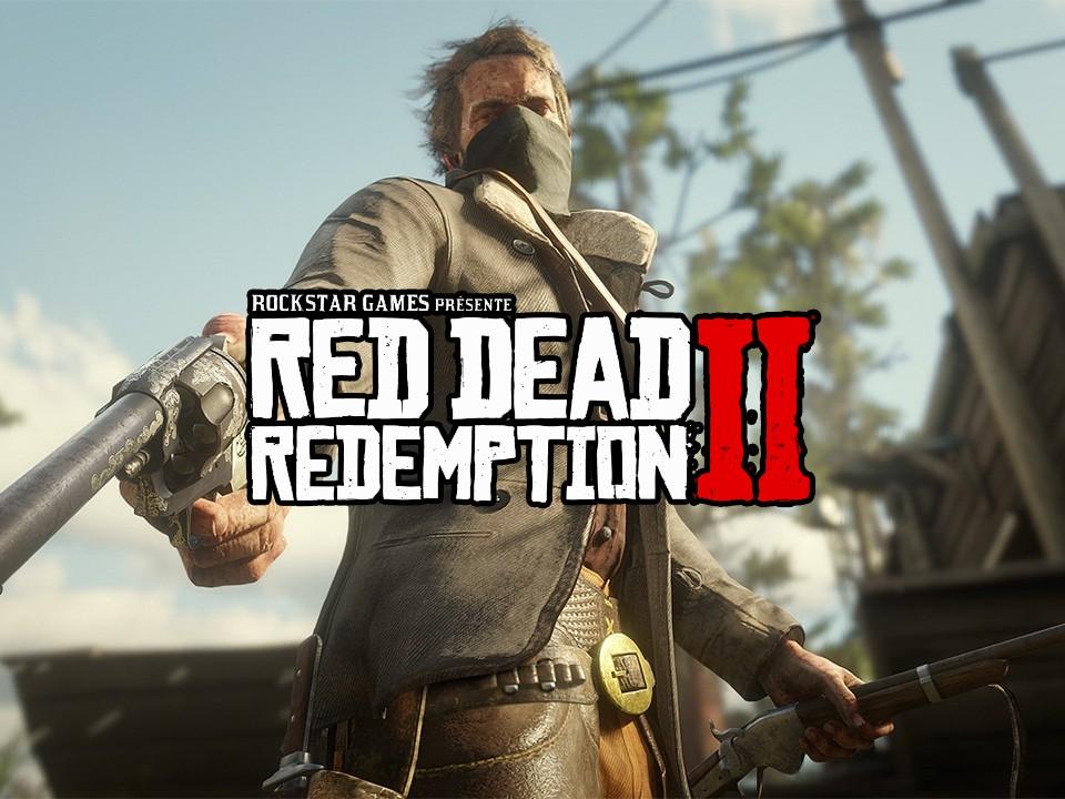 Nouvelle Image et info personnalisation armes Red Dead Redemption II