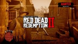 Rockstar Games Illustre Dead Eye Red Dead Redemption II