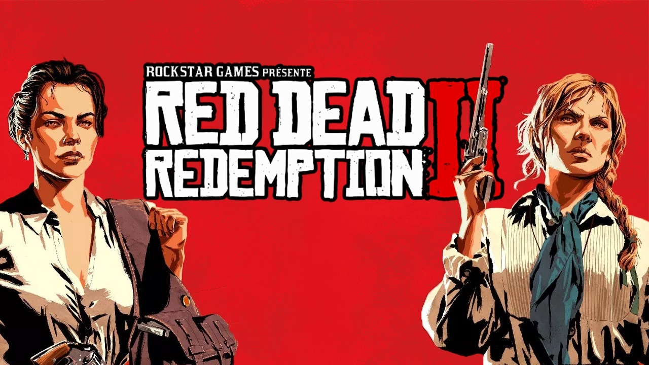 Red Dead Redemption II Rôle Femmes