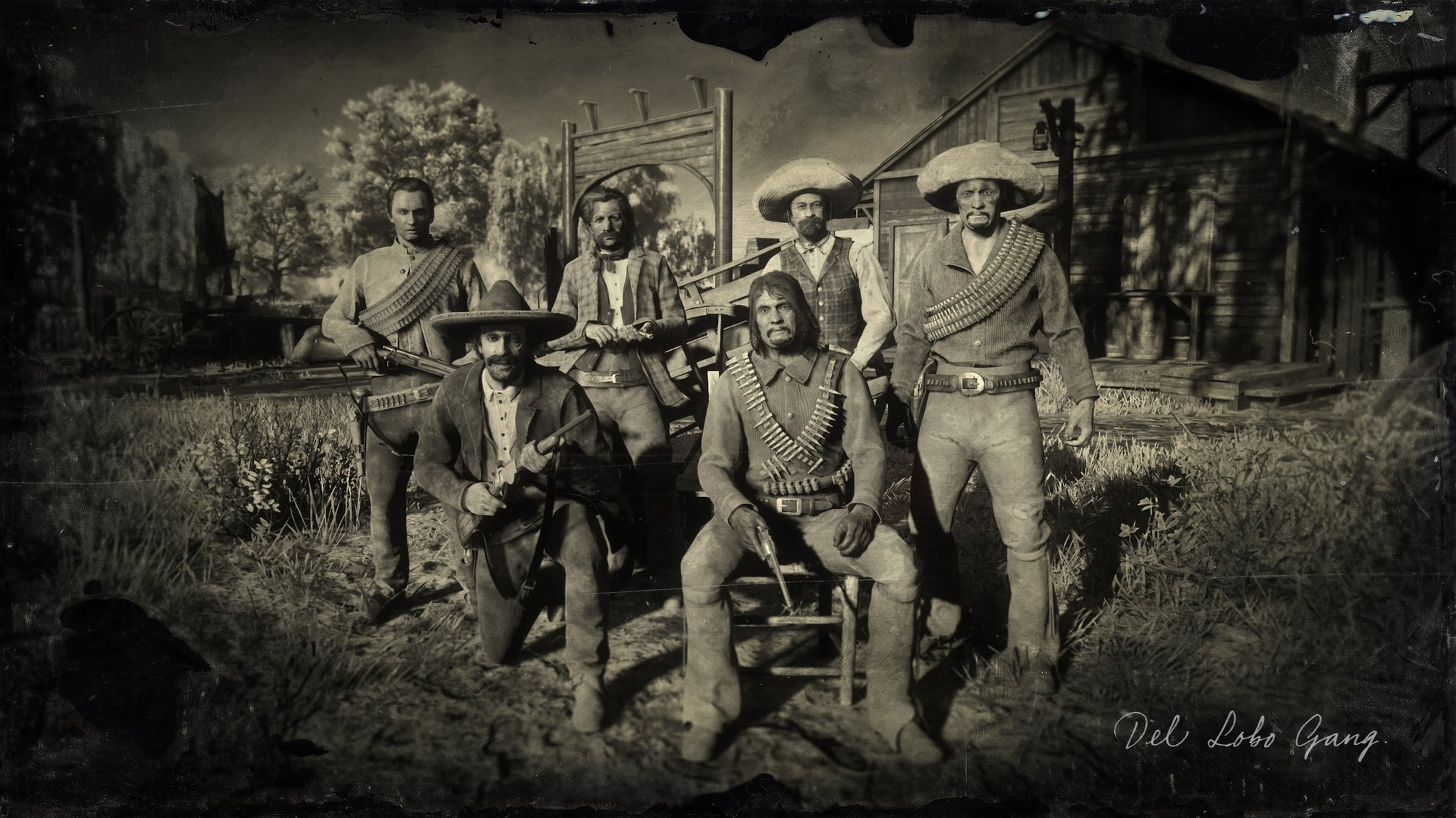 Gang Rivaux Red Dead Redemption II