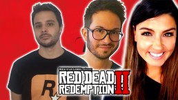 Carole Quintaine, Julien Chièze, Rockstar Mag Red Dead Redemption II Gameplay