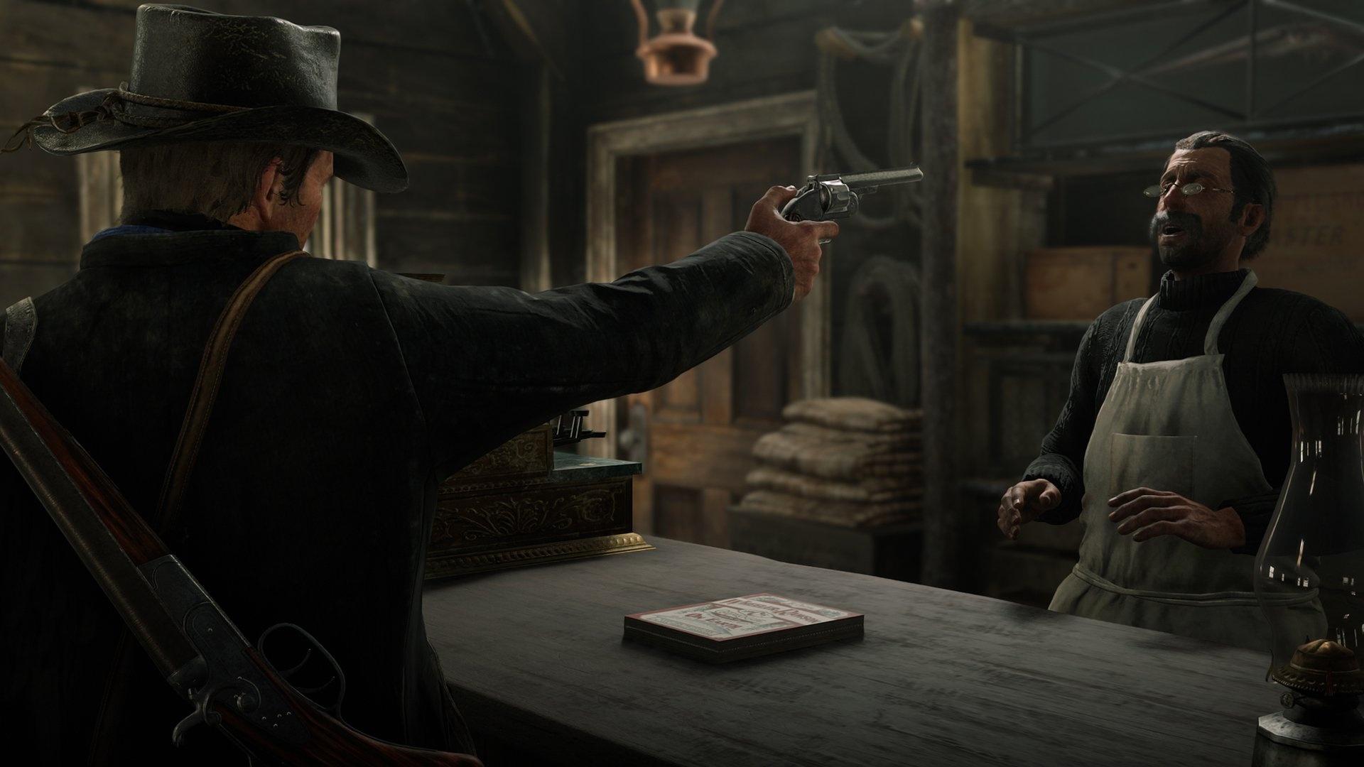 Teases Nouvelles Informations Red Dead Redemption II
