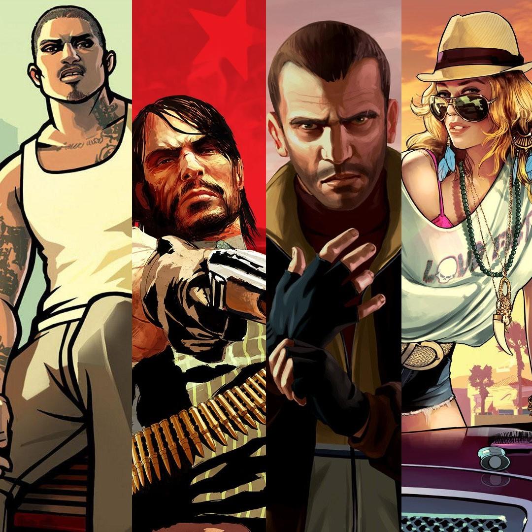 Des Jeux Rockstar dans les jeux qui ont marqué la vie de la communauté