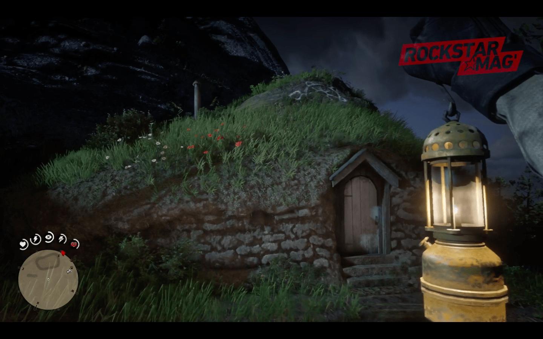 Mystere Red Dead Redemption II - Cabane Mystère