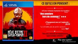 Sapeurs Pompiers Vienne Noël Red Dead Redemption II