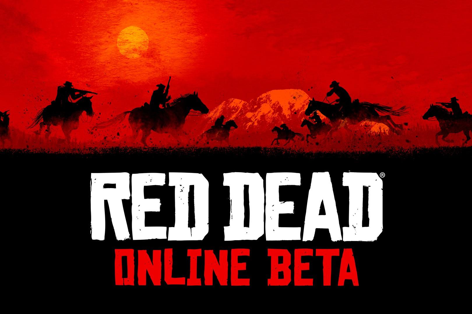 Red Dead Online Beta : Lancement 27 novembre 2018