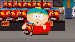 South Park Saison 22 Référence Red Dead Redemption II