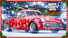 GTA Online Surprise Festive 2018