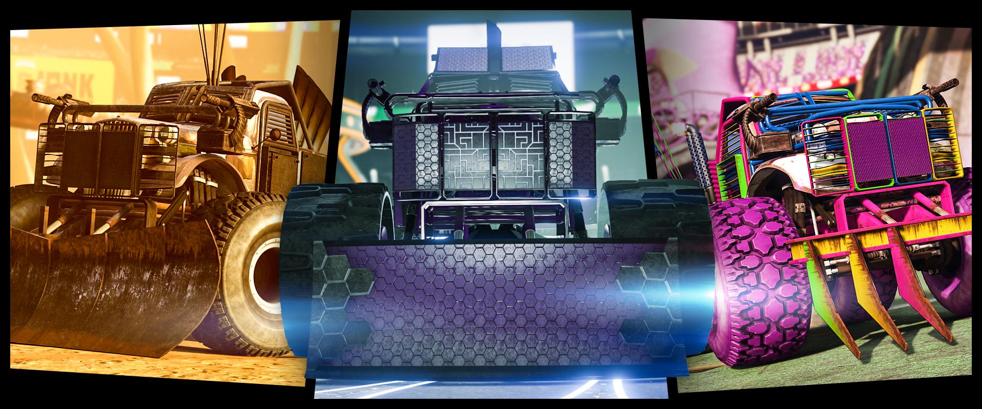 Nouveaux véhicules GTA Online Arena War