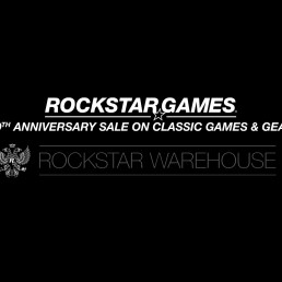 Rockstar Games 20th Anniversary Rockstar Warehouse