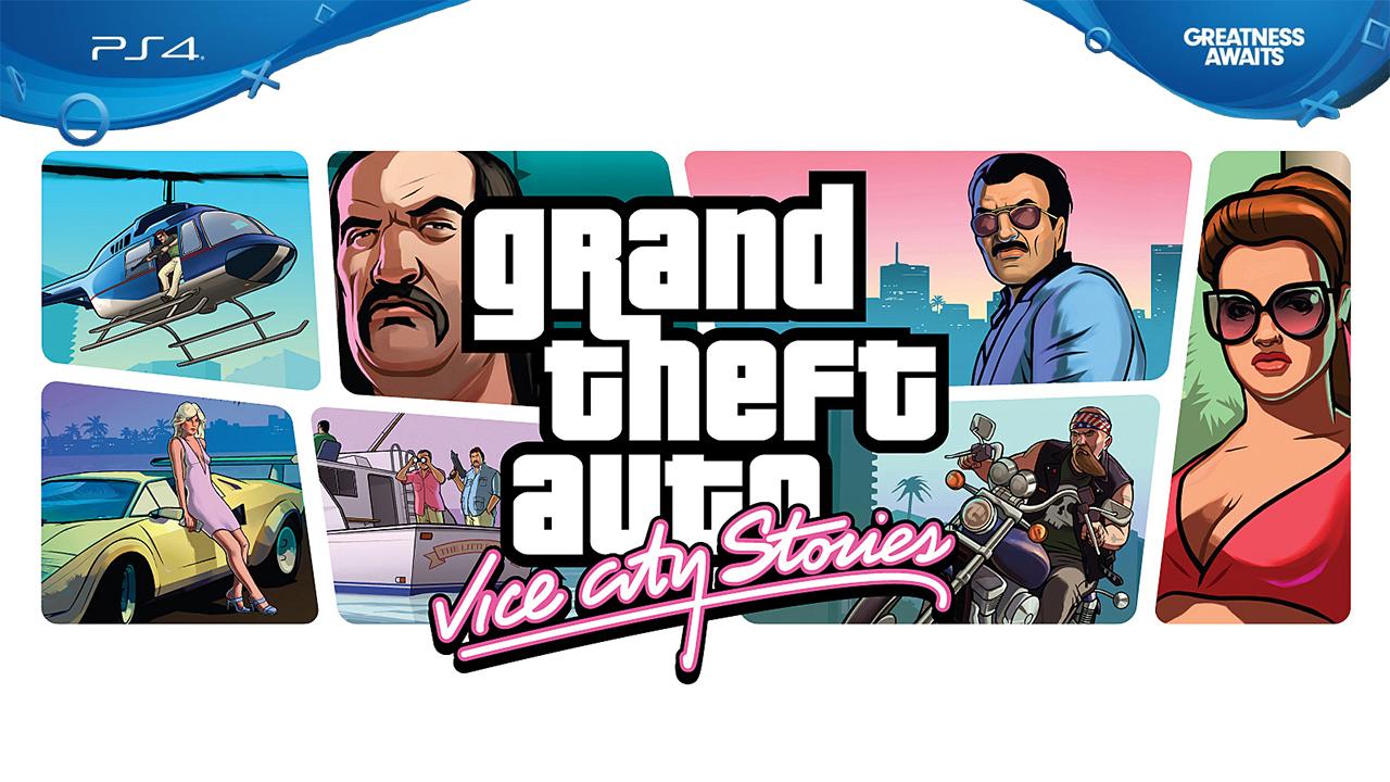 Le Portage de GTA Vice City Stories sur PS4 annulé ?
