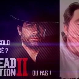 Propos détournés Roger Clarke Arthur Morgan Red Dead Redemption II DLC Solo