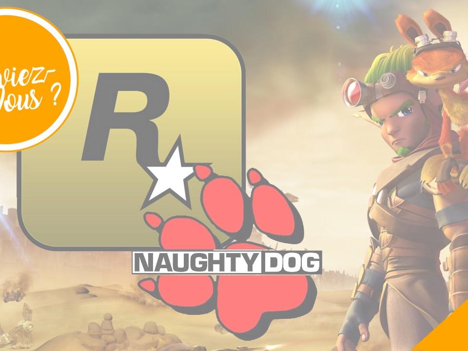Quand Rockstar Games a inspiré Naughty Dog