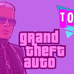 Top 5 célébrités dans les GTA