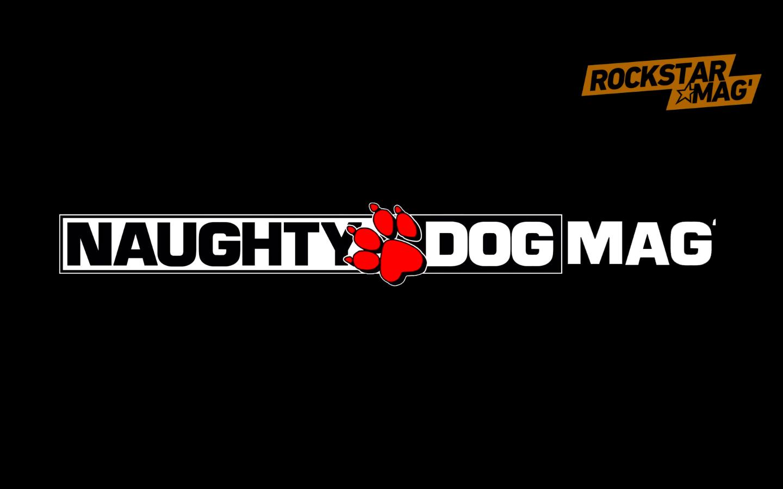 naughty dog mag