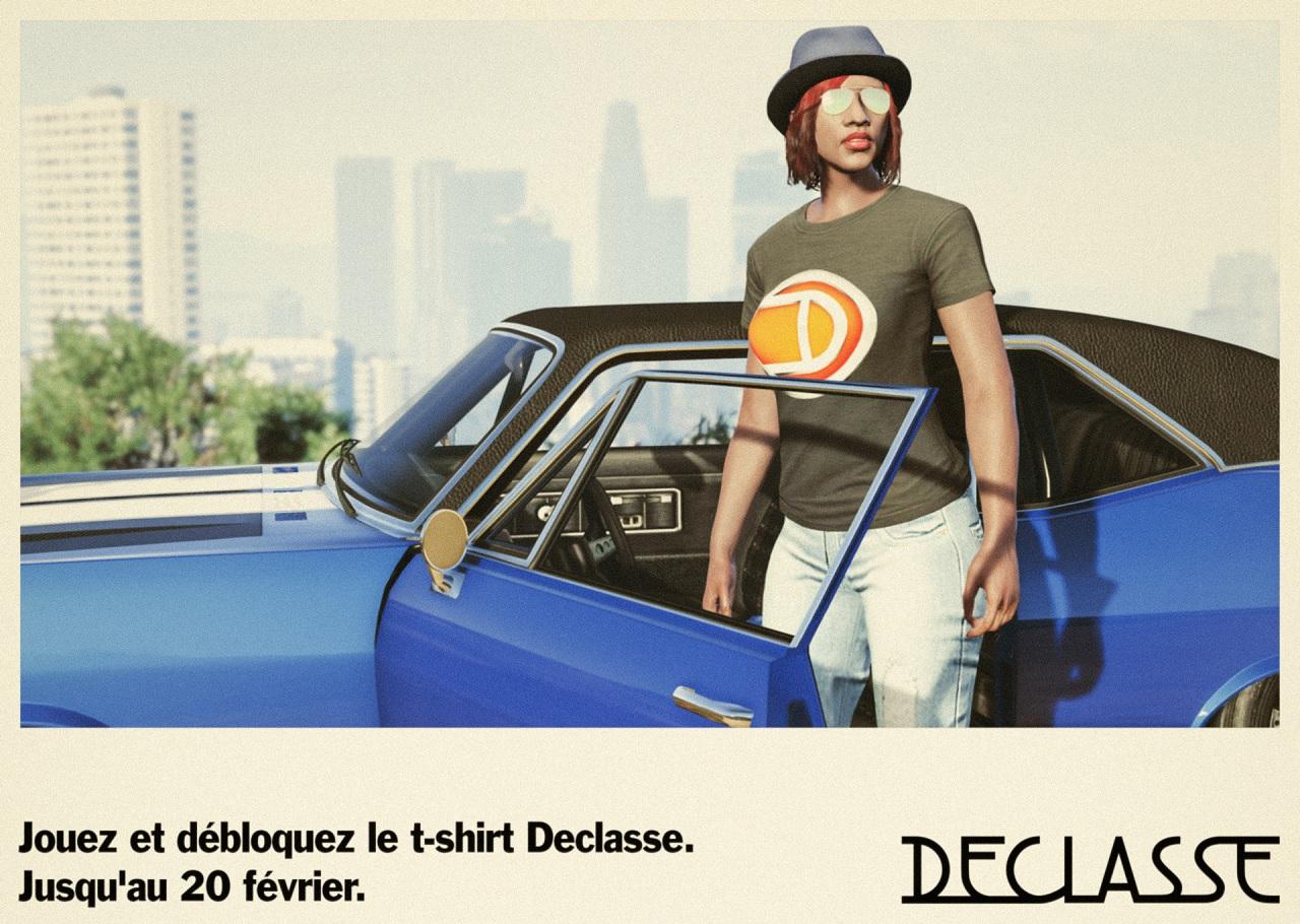 T-Shirt-Declasse