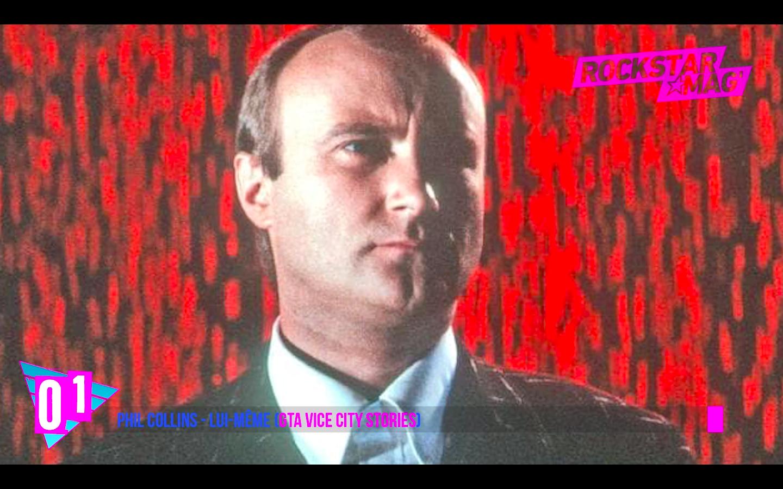 Top 01 Célébrités Phil Collins
