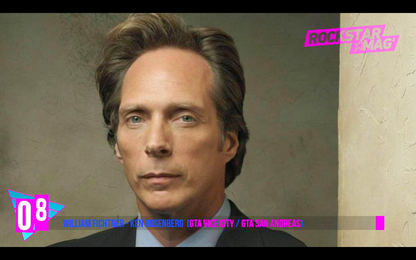 Top 08 Célébrités William Fichtner