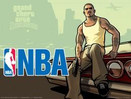 Un tatouage relit GTA San Andreas et la NBA