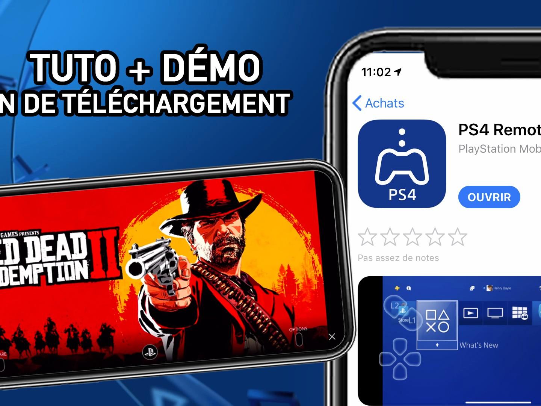 Red Dead Redemption II, GTA V, Mobile PS4