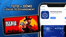 Red Dead Redemption II, GTA V, Mobile PS4