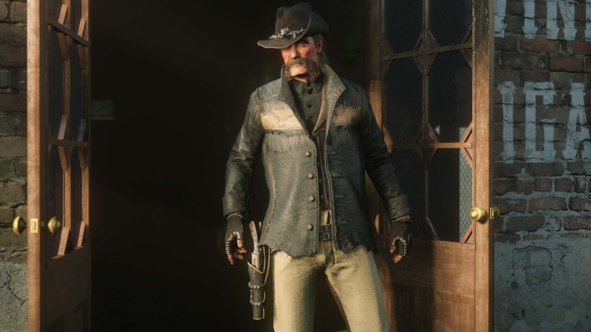 Red Dead Online - Tenue Tasman