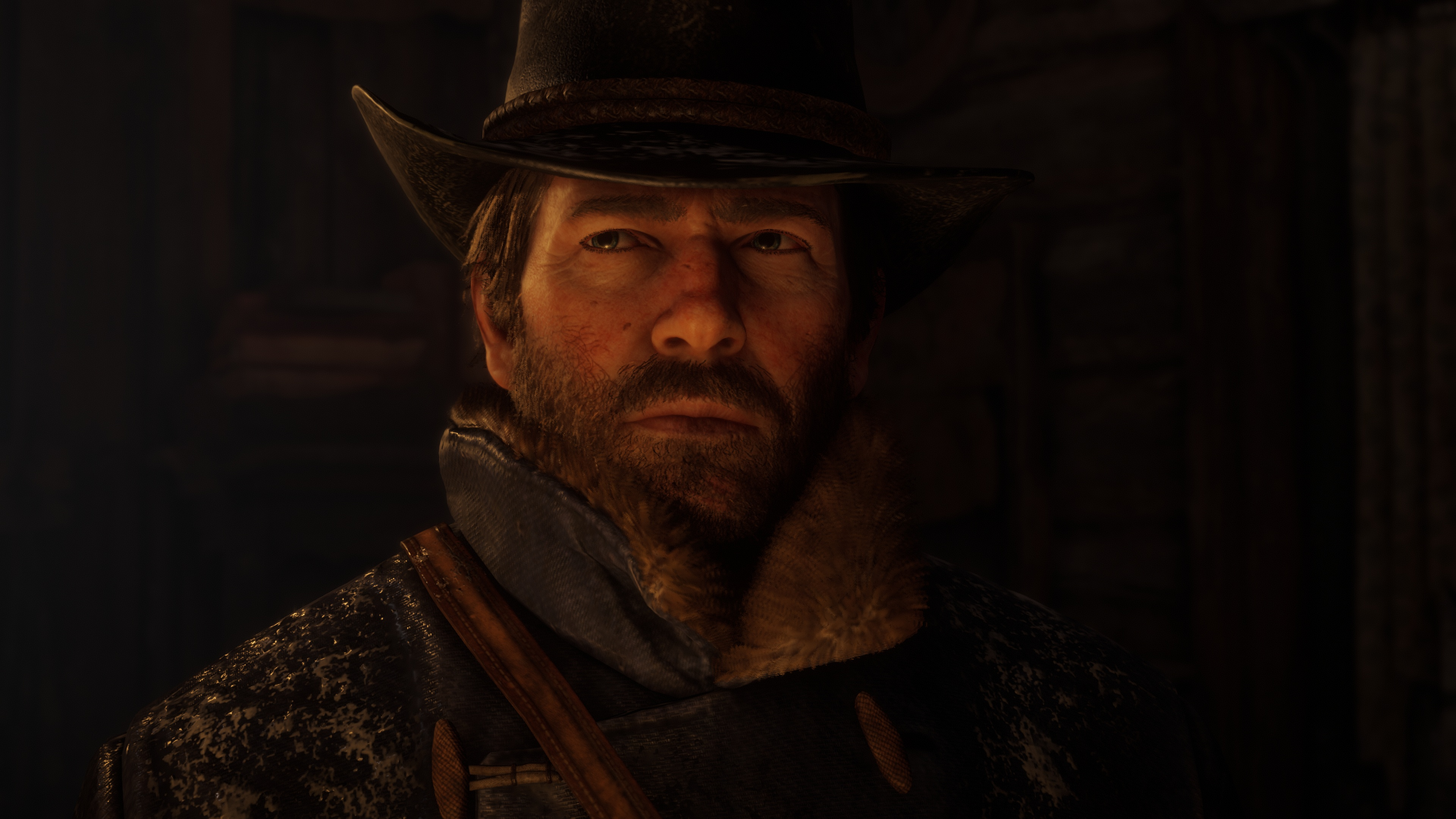 Arthur Morgan Red Dead Redemption II