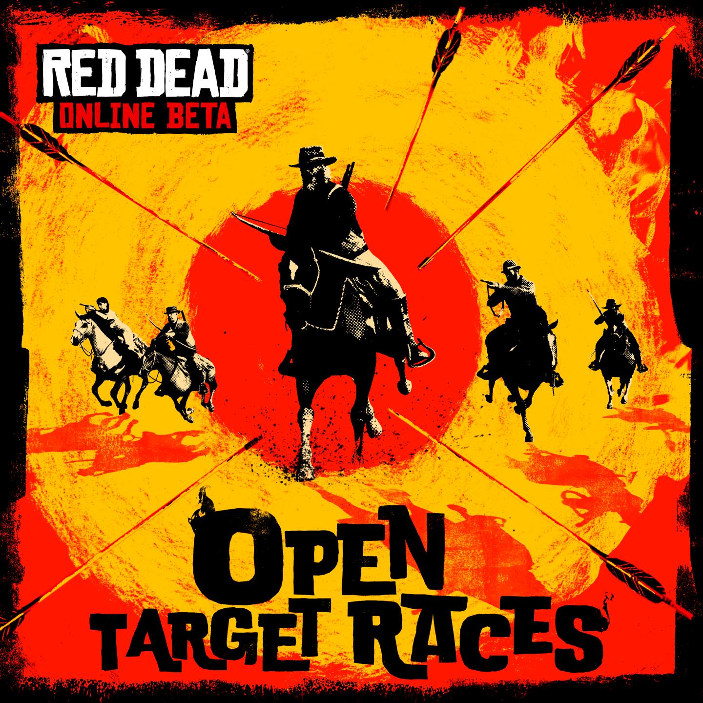La bêta de Red Dead Online ouvre l'accès aux courses de cibles libres aux joueurs Xbox One
